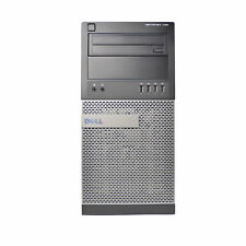 Dell Optiplex 790-MT Core i7-2600K 3.4GHz 8G 500G DVDRW Win10P64