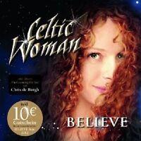 "CELTIC WOMAN ""BELIEVE "" CD+DVD NEU"