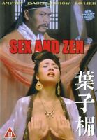 Sex And Zen  -Hong Kong Kung Fu Martial Arts Action movie DVD