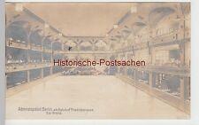(96906) AK Berlin, Eis-Arena im Admiralspalast, 1918