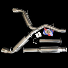 Subaru BRZ/Toyota GT86 Catback Performance Stainless Steel Exhaust System
