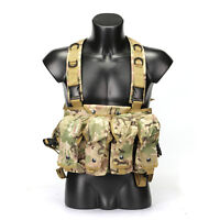 New Lightweight Adjustable Military Tactical Vest Paintball Airsoft Combat SWAT