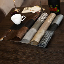 4 tlg Kreativ Platzset Platzmatte Tischmatte Esszimmer Platzdeckchen Tischsets