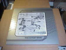 LP:  FUTURE PUNX - This Is Post-Wave  NEW UNPLAYED