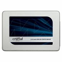 Crucial MX300 525GB 3D NAND SATA 2.5 Inch Internal SSD - CT525MX300SSD1 NEW