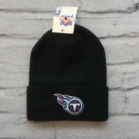 Vintage New Tennessee Titans Beanie Hat Cap 90s