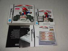 Mario Kart DS Nintendo DS Spiel komplett mit OVP und Anleitung