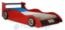 Children's Racing Car Twin Bed Woodworking Plans (Instructions), Do It Yourself