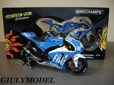 MINICHAMPS VALENTINO ROSSI 1/12 YAMAHA MOTOGP BARCELONA 2008 L.E.5999 PCS
