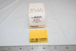 ECG RLYIAC5A AC Input Module Logic Voltage 5VDC I/O Module RIM-IAC5A New