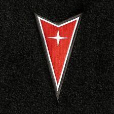 Lloyd Mats LUXE FRONT FLOOR MATS 2007-2009 Solstice *Red Pontiac Emblem*