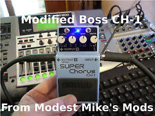 Modified Boss CH-1 from Modest Mike's Mods!
