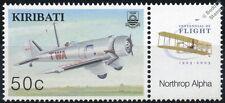 TWA NORTHROP ALPHA Transport Aircraft Stamp (2003 Centennial of Flight)