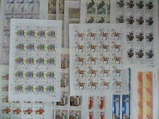 CHINA 2014-1 2014-29 FULL Sheet China Whole Year of Horse stamp
