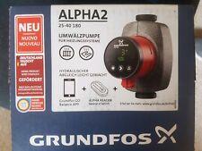 Grundfos alpha 2 25-40