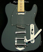 Fender Deluxe Telecaster+SRV's+Bigsby Style Trem+Custom Neck-Modified By Haywire