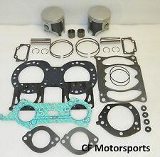WSM 010-828-10 1998-2005 Yamaha GP800 GP800R Top End Piston Rebuild Kit