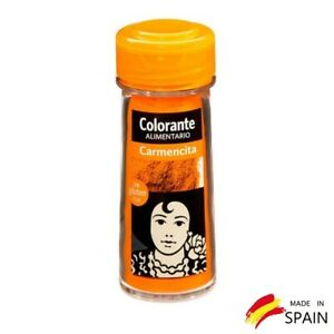 Carmencita – Paella Seasoning   62g - Spanish Food Coloring –  Gluten Free