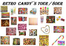♥♥ Retro Box ♥♥ Gemischte Süßwaren aus den 70er & 80er ♥♥