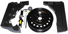 "Nissan Qashqai 16"" Spare Wheel Kit Foams Jack Brace No Tyre Genuine KE4104E120"
