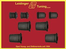 Powerflex PU Buchse Opel Manta B Längslenker Aufnahme HA PFR80-611BLK