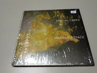 0220- SPECIAL CASES MASSIVE ATTACK 4 TRACKS CD NUEVO DESPRECINTADO LIQUIDACIÓN
