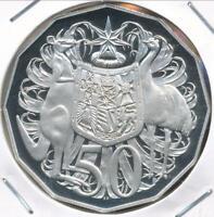 Australia, 1993 Fifty Cents, 50c, Elizabeth II - Proof