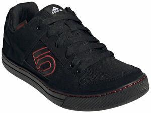 Five Ten Freerider Flat Shoes   Core Black / Cloud White / Cloud White   10.5