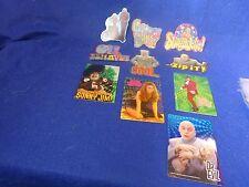 Vintage Vending Machine Stickers Austin Powers 1999 The Spy Who Shagged Me   B