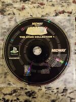 Arcade's Greatest Hits The Atari Collection 1 PlayStation 1, Ps1 Psx Disc Only