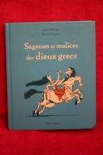 Sagesses et malices des Dieux grecs - Laure Mistral