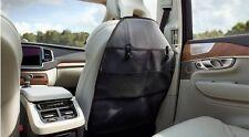 Genuine Volvo XC40 XC90,S80,V70 Child Seat, Kick Guard w/Pockets OEM 31428081