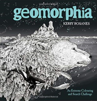 Geomorphia by Kerby Rosanes Colouring Book, Art, Mindfulness