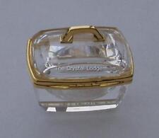 Cristal de Swarovski secretos Beauty Case 210819 como nuevo en caja retirado Raro