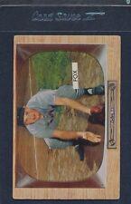 1955 Bowman #033 Nellie Fox White Sox Fair 55B33-123115-5