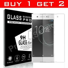 Tempered Glass Film Screen Protector For Sony Experia Xperia XA1