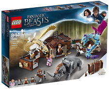 LEGO 75952 World of Wizards Newt's Case of Magical Creatures