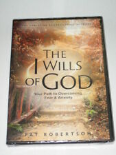 The I Wills of God Your Path to Overcoming Fear & Anxiety DVD Pat Robertson NEW