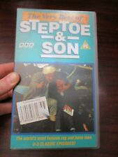 Very Best of Steptoe and Son  VHS Video Tape (NEW)