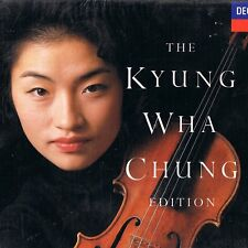 The Kyung Wha Chung Edition  10 CD Box set    classical music