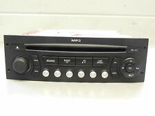 Citroen Peugeot CD Auto Radio Spieler 96643698XT CD Player