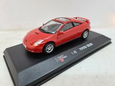 High Speed Toyota Celica Red. 1:43