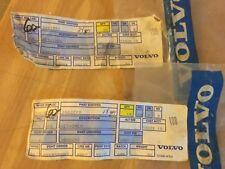 Genuine Volvo Retainers 3082293 / 3082292