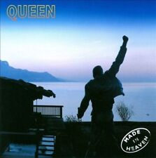 Queen -  Made In Heaven (Australian Pressing Queen Indent on Side Spine rare )