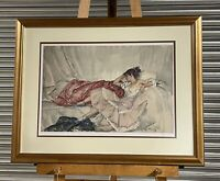 Limited Edition Print By Sir William Russell Flint ' Girl From Orio'