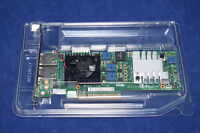 INTEL X520-T2 10GB DUAL PORT ETHERNET SERVER ADAPTER DELL 0JM42W Both brackets