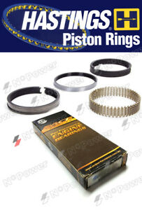 HASTINGS PISTON RING & ACL RACE CONROD BEARING STD FOR FORD FALCON XR6 TURBO 4.0
