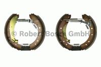Bremsbackensatz KIT SUPERPRO - Bosch 0 204 114 537