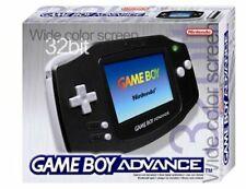 Nintendo Game Boy Advance Konsole - Schwarz