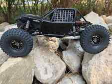 Window nets for Axial Bomber rock racer crawler